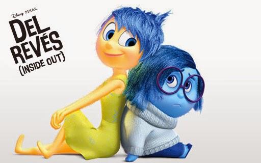 """Vuelve Pixar con """" Del revés (Inside Out) """""""