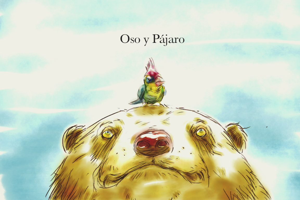 """Cuento: """"El oso que quería volar"""""""