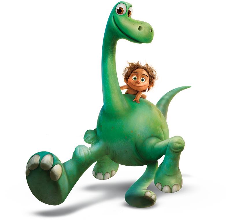 Arlo, el dinosaurio de Pixar