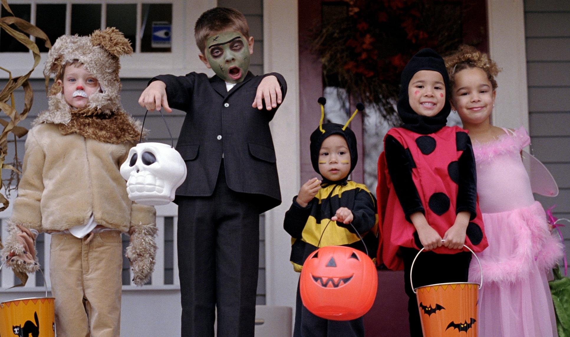 Halloween de locura