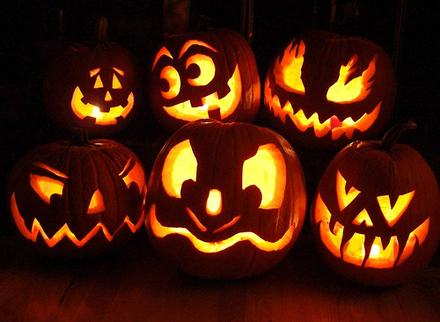 Hacer una calabaza para Halloween