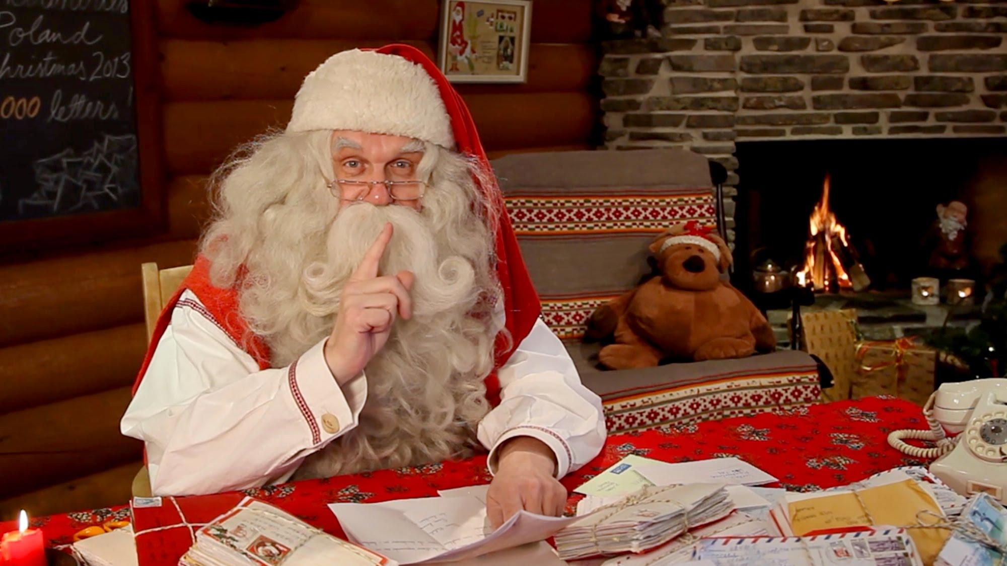 Entrevista a Santa Claus