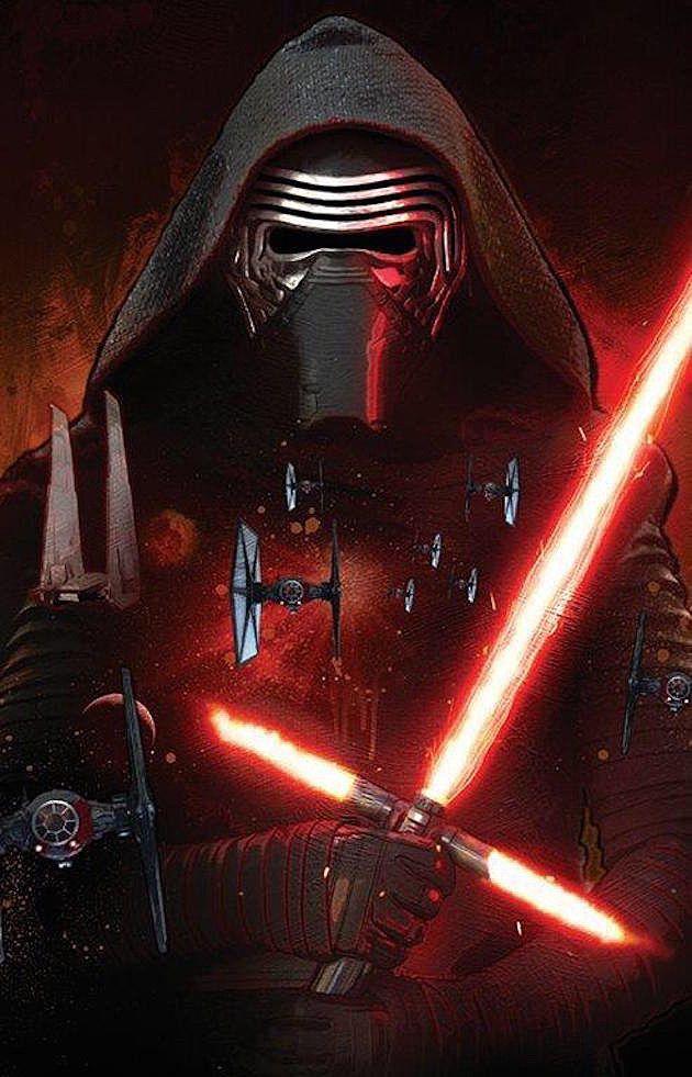Llega el despertar, llega Star Wars