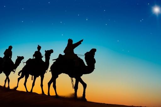 Hoy vienen los Reyes
