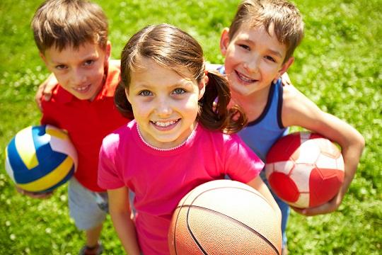 La importancia de que los niños hagan deporte