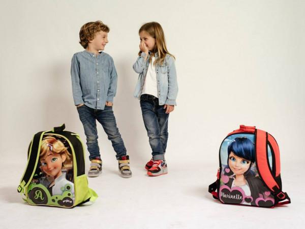 ¡Ya están aquí las nuevas mochilas reversibles!