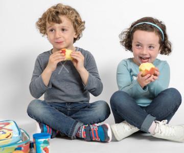 Dulces saludables para niños